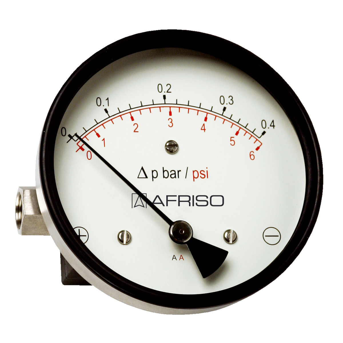 MAG 80, MAG100 Differansetrykkmanometer